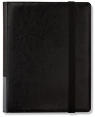 Dragon Shield: Codex Portfolio Binder 20-Page 360-Card - Pure Black