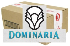 Dominaria Booster Case (6 booster boxes) - English