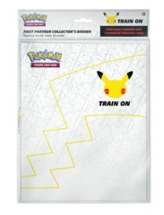 Pokemon First Partner Collector's Binder (Holds 30 Jumbo-Sized Cards)