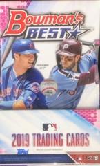 2019 Bowman's Best MLB Baseball Hobby Box