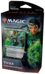 Magic 2020 (M20) Core Set Planeswalker Deck (Intro Pack): Vivien