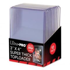 Super Thick Toploader 3 x 4 260pt