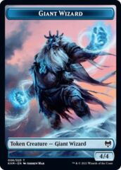 Giant Wizard Token (006/023)
