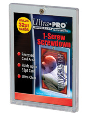Screwdown 1-Screw 32pt Card Holder