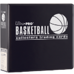 Ultra Pro Collector's Basketball 3-Ring Binder 3