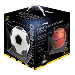 Ultra Pro Clear Acrylic Basketball Display Holder with UV Protection