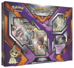 Pokemon Sidekick Collection Box - Mimikyu