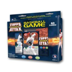 2011 Topps Attax MLB Baseball Game Starter Deck