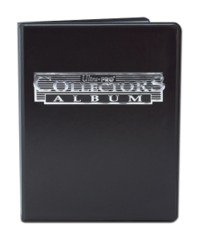 Ultra Pro 4-pocket Collector's Portfolio (10 pages) Black