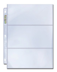 Ultra Pro 3-pocket Platinum Series 3 1/2