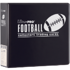 Ultra Pro Collector's Football 3-Ring Binder 3