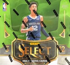 2019-20 Panini Select NBA Basketball Hobby Box