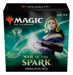 War of the Spark - Prerelease Pack