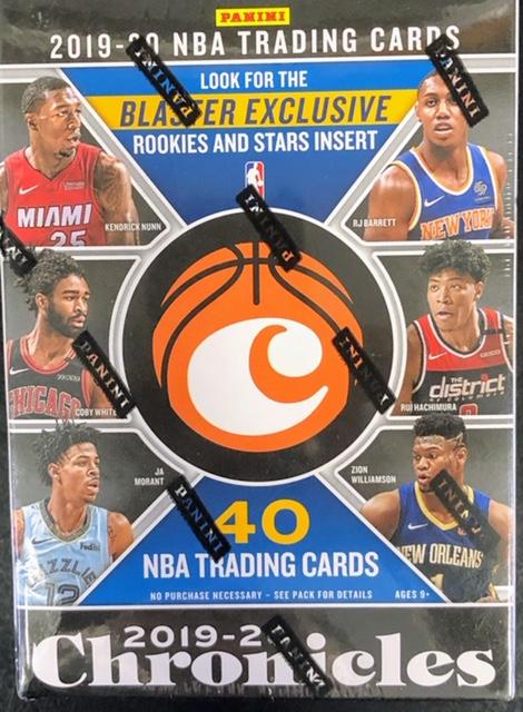 2019-20 Panini Chronicles NBA Basketball Blaster Box