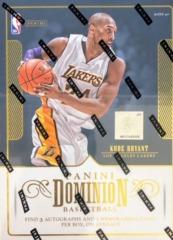 2017-18 Panini Dominion NBA Basketball Hobby Box