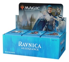 Ravnica Allegiance Booster Box - English