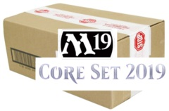 Magic 2019 (M19) Core Set Booster Case (6 booster boxes)