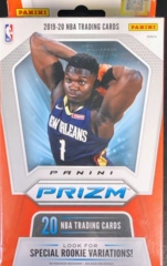 2019-20 Panini Prizm NBA Basketball Hanger Box