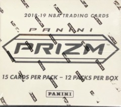 2018-19 Panini Prizm NBA Basketball Multi-Pack Cello Box