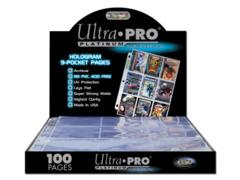 Ultra Pro 9-pocket Platinum Series 2 1/2