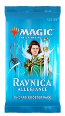 Ravnica Allegiance Booster Pack - English