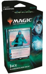 War of the Spark Planeswalker Deck (Intro Pack): Jace, Arcane Strategist