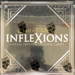 2019 Rittenhouse Game of Thrones Inflexions Special Edition Trading Cards Box