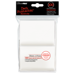 Ultra Pro Deck Protector White (100 ct)