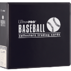 Ultra Pro Collector's Baseball 3-Ring Binder 3