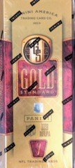2018 Panini Gold Standard NFL Football Hobby Box