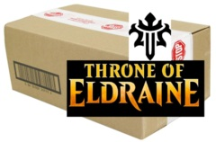 Throne of Eldraine Booster Case (6 booster boxes)