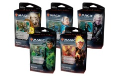 Magic 2020 (M20) Core Set Planeswalker Deck (Intro Pack): All 5 Decks