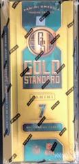 2019 Panini Gold Standard NFL Football Hobby Box