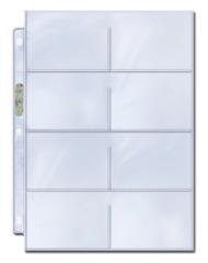 Ultra Pro 8-pocket Platinum Series 2 1/4