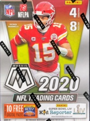 2020 Panini Mosaic NFL Football Blaster Box
