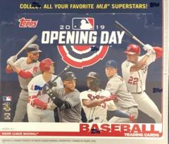 2019 Topps Opening Day MLB Baseball Hobby Box