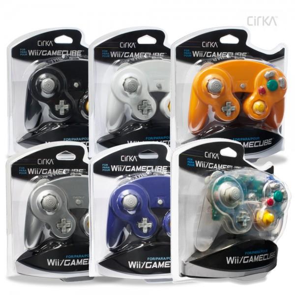 Wii / GameCube Controller - Cirka