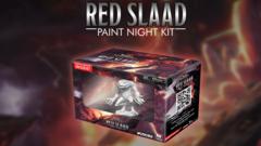 D&D Nolzur's Paint Night - Red Slaad