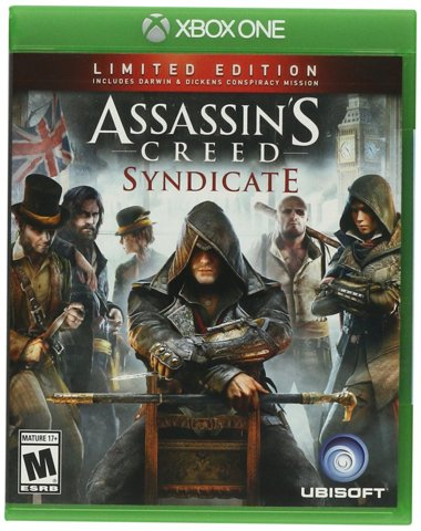 Assassins Creed Syndicate Limited Edtion