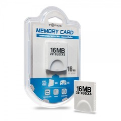 16MB Memory Card for Wii / GameCube