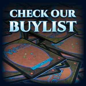 Check our buylist
