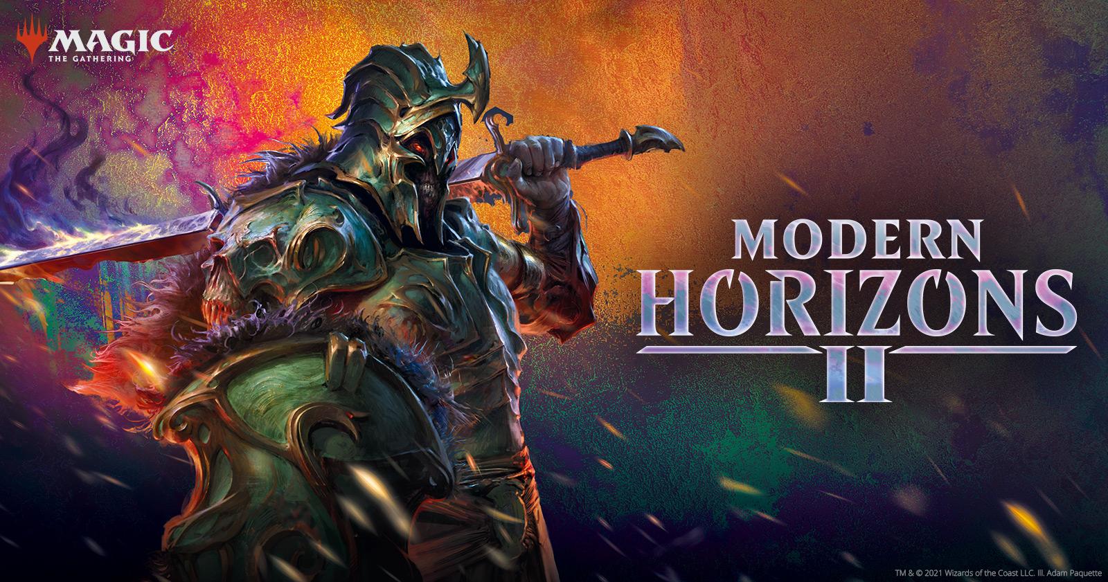Modern Horizons 2 - Prerelease Tuesday 6pm