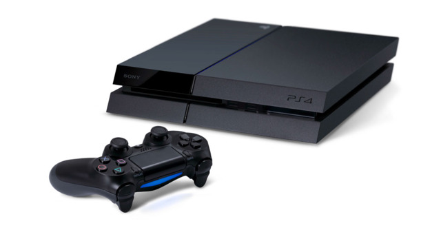 System: PS4 500GB Edition