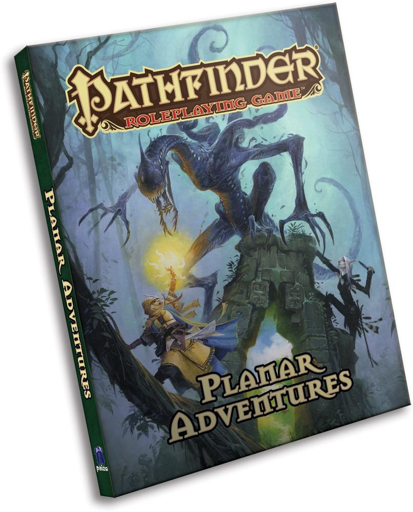 Pathfinder Rpg: Planar Adventures