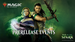 War of the Spark PreRelease Saturday