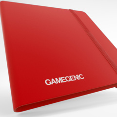 Gamegenic Casual Album 24-Pocket (Red)