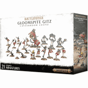 Battleforce - Gloomspite Gitz Caveshroom Loonz