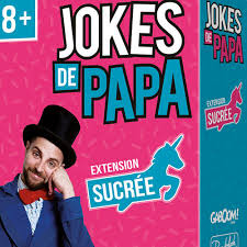 Jokes de Papa ext – Sucree