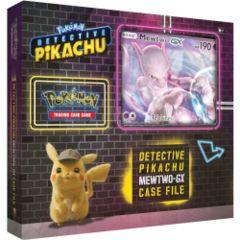Pokemon - Detective Pikachu - Mewtwo GX Case File