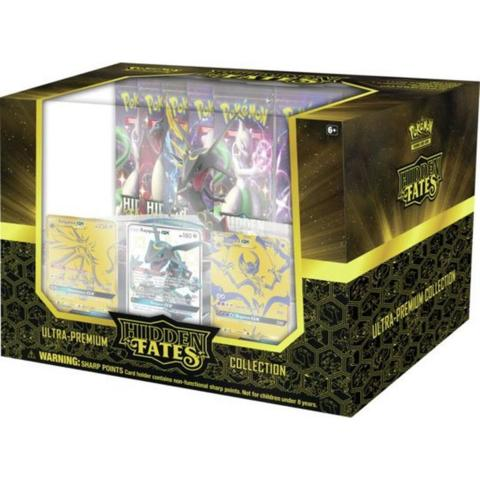 Hidden Fates Ultra-Premium Collection